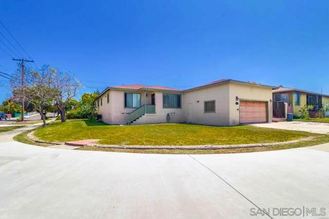 705 Dennis Ave, Chula Vista, CA 91910 (#210009905) :: Wannebo Real Estate Group