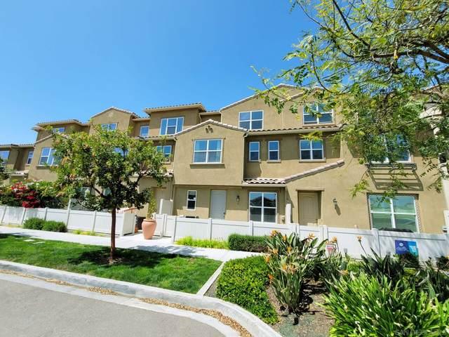 1305 Santa Diana Rd Unit 5, Chula Vista, CA 91913 (#210009910) :: The Mac Group