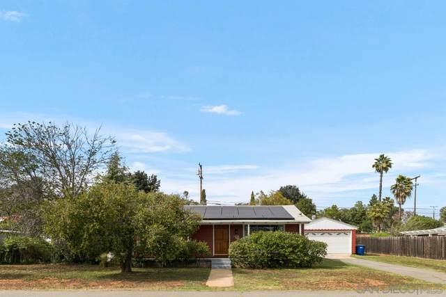 1264 Dawnridge Ave, El Cajon, CA 92021 (#210009916) :: The Mac Group