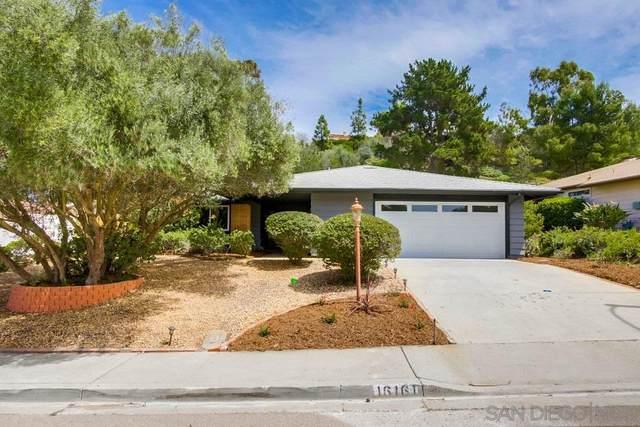 16161 Selva Drive, San Diego, CA 92128 (#210009945) :: Compass