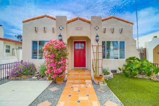 4344 Bancroft, San Diego, CA 92104 (#210009953) :: Wannebo Real Estate Group