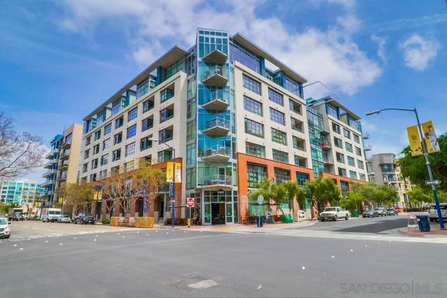 1050 Island Ave #109, San Diego, CA 92101 (#210009967) :: Wannebo Real Estate Group