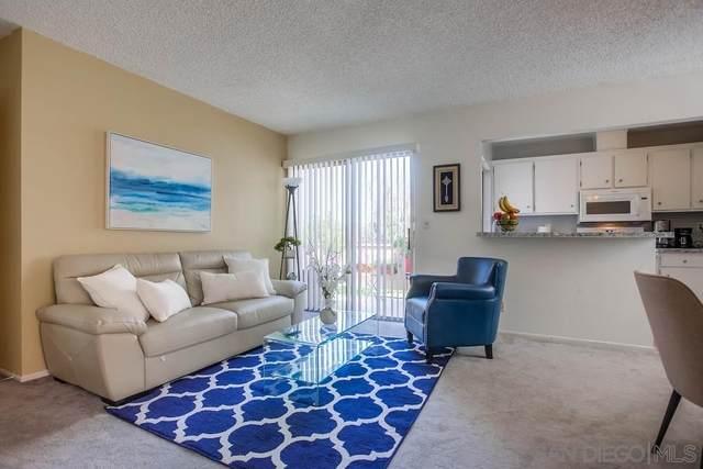 3238 Ashford Street Unit D, San Diego, CA 92111 (#210009970) :: Wannebo Real Estate Group