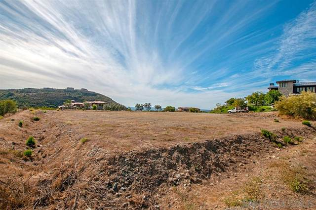 Lot 91 El Brazo #91, Rancho Santa Fe, CA 92067 (#210009975) :: Wannebo Real Estate Group