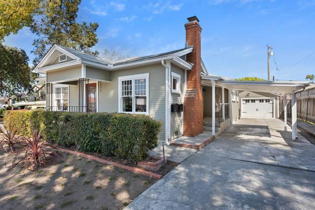 3333 N Mountain View, San Diego, CA 92116 (#210009985) :: Wannebo Real Estate Group