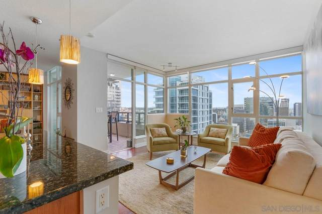 1205 Pacific Hwy #3204, San Diego, CA 92101 (#210009999) :: Cay, Carly & Patrick | Keller Williams