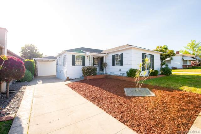 4552-4554 47th, San Diego, CA 92115 (#210010004) :: Wannebo Real Estate Group