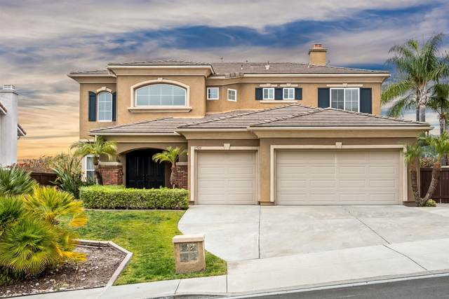 11589 Wannacut Pl, San Diego, CA 92131 (#210010016) :: Wannebo Real Estate Group