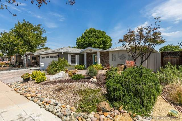 4769 50th St, Talmadge, CA 92115 (#210010031) :: Wannebo Real Estate Group