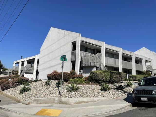 1124 Eureka St #18, San Diego, CA 92110 (#210010032) :: Wannebo Real Estate Group