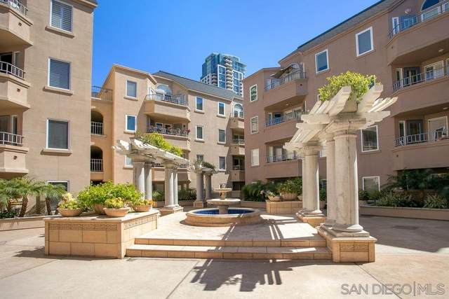655 Columbia St #202, San Diego, CA 92101 (#210010033) :: Cay, Carly & Patrick | Keller Williams