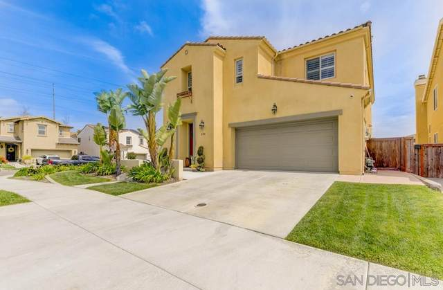 2388 Wander St, Chula Vista, CA 91915 (#210010040) :: Dannecker & Associates