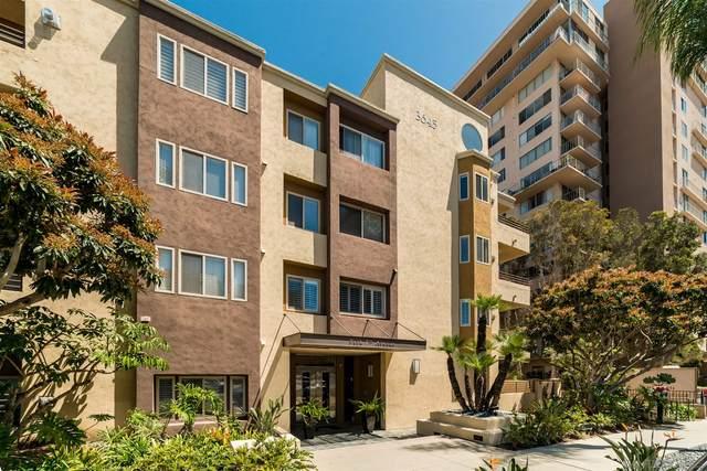 3645 7TH AVENUE #203, San Diego, CA 92103 (#210010067) :: The Mac Group