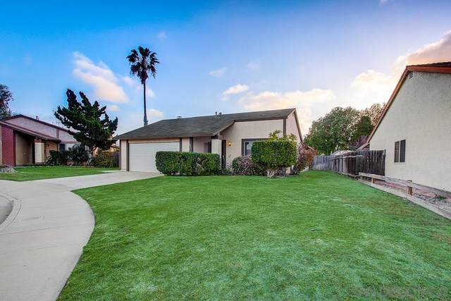 3912 Daisy Pl, Oceanside, CA 92056 (#210010072) :: The Legacy Real Estate Team