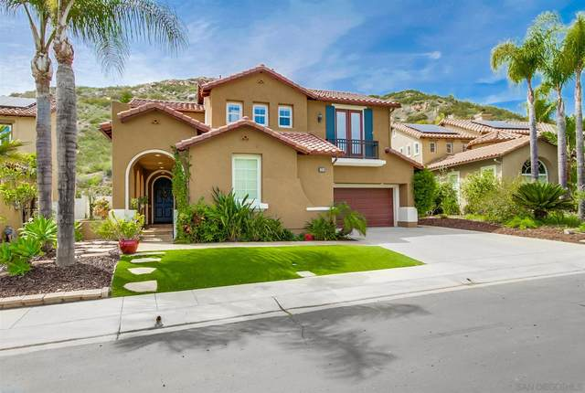 3385 Wild Oak Ln, Escondido, CA 92027 (#210010085) :: The Legacy Real Estate Team