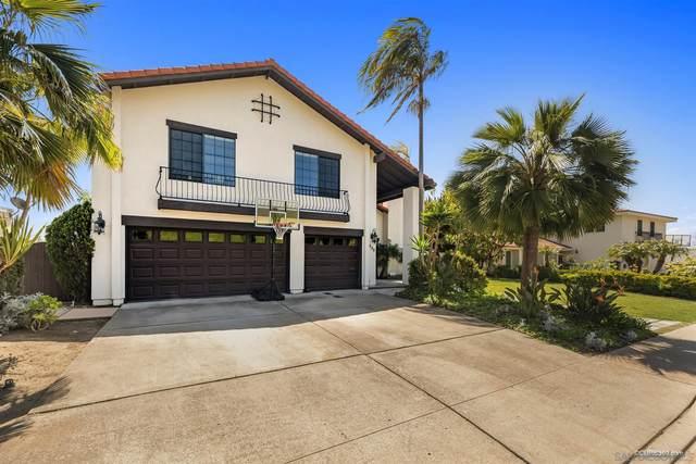 448 Santa Bartola, Solana Beach, CA 92075 (#210010088) :: Yarbrough Group