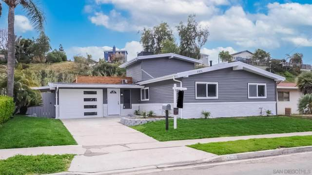 4705 Boxwood Dr, San Diego, CA 92117 (#210010105) :: Wannebo Real Estate Group