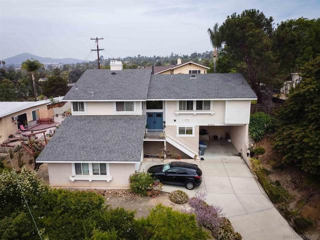 9350 Golondrina Dr, La Mesa, CA 91941 (#210010122) :: The Legacy Real Estate Team