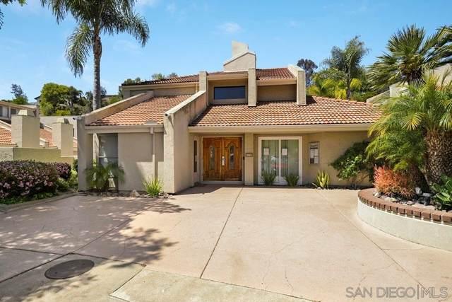 6257 Caminito Carrena, San Diego, CA 92122 (#210010156) :: Compass