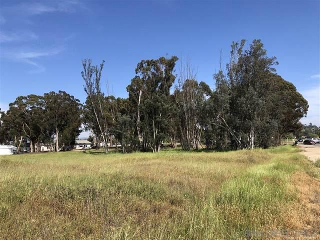 201 N Hunter St./Main St. #26, Ramona, CA 92065 (#210010164) :: Wannebo Real Estate Group