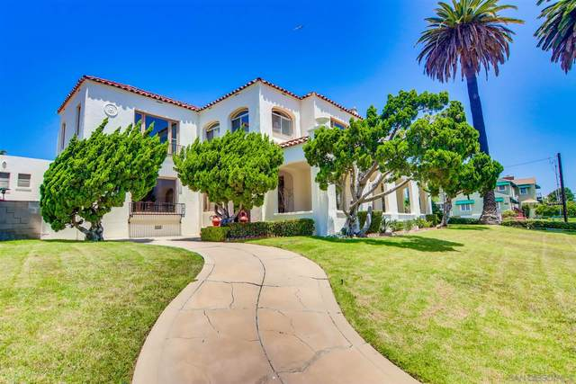 2478 Rosecrans St, San Diego, CA 92106 (#210010189) :: Wannebo Real Estate Group
