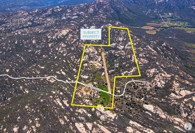 19150 High Glen, Alpine, CA 91901 (#210010200) :: Keller Williams - Triolo Realty Group