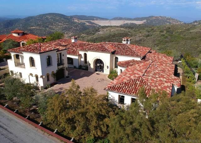 18386 Via Ambiente, Rancho Santa Fe, CA 92067 (#210010239) :: Wannebo Real Estate Group
