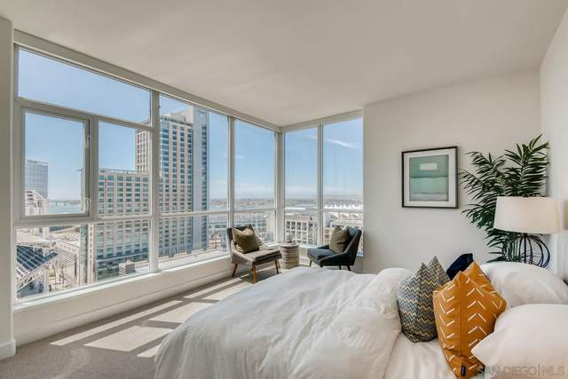 325 7th Ave #1605, San Diego, CA 92101 (#210010255) :: COMPASS