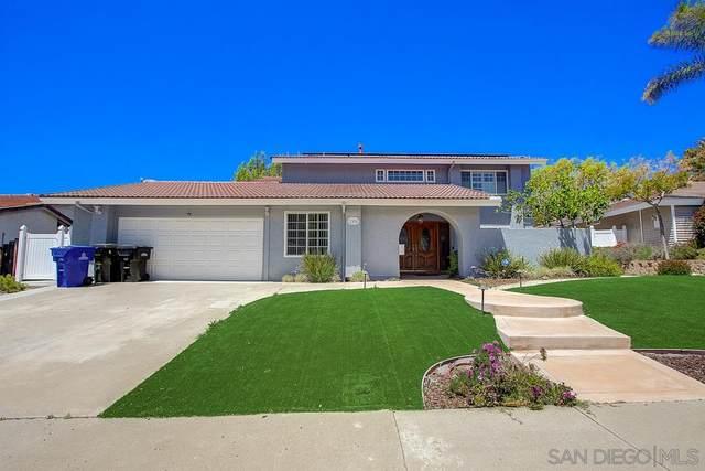 17454 Montero Rd, San Diego, CA 92128 (#210010282) :: Compass