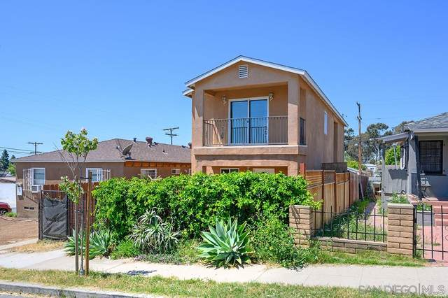 810 40Th St, San Diego, CA 92102 (#210010316) :: Wannebo Real Estate Group
