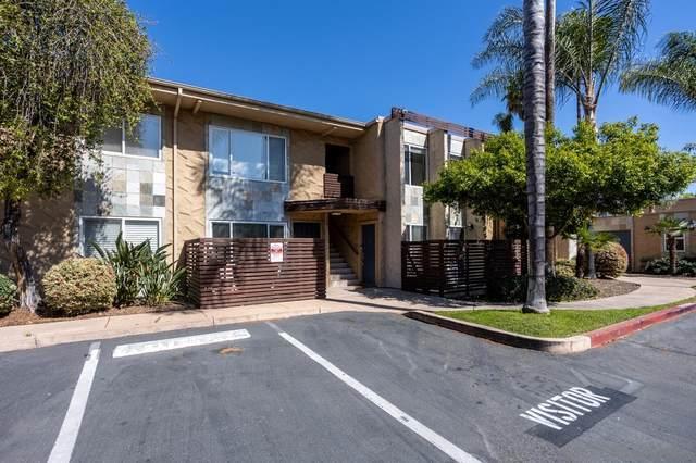 1386 E Madison Ave #35, El Cajon, CA 92021 (#210010326) :: Wannebo Real Estate Group