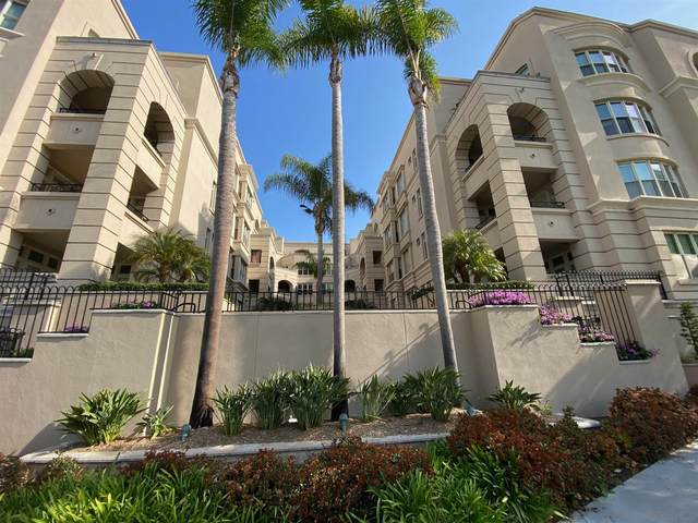 650 Columbia St #318, San Diego, CA 92101 (#210010342) :: COMPASS
