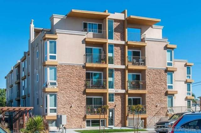 4111 Illinois St. #309, San Diego, CA 92104 (#210010343) :: Dannecker & Associates