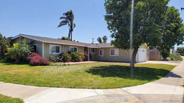 5111 Limerick Ave, San Diego, CA 92117 (#210010351) :: Wannebo Real Estate Group