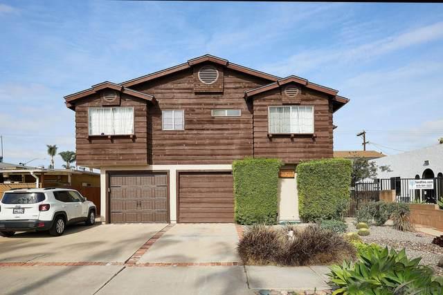 4018 Iowa St., San Diego, CA 92104 (#210010366) :: Compass