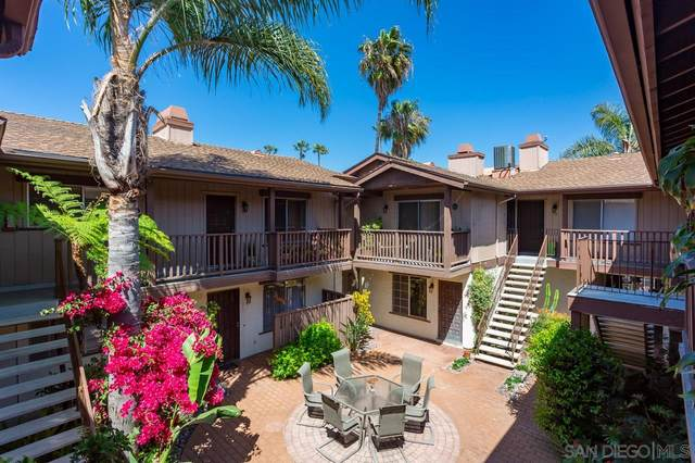 4420 Cleveland Ave #9, San Diego, CA 92116 (#210010369) :: Wannebo Real Estate Group