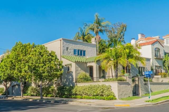 148 W Spruce St, San Diego, CA 92103 (#210010370) :: Compass