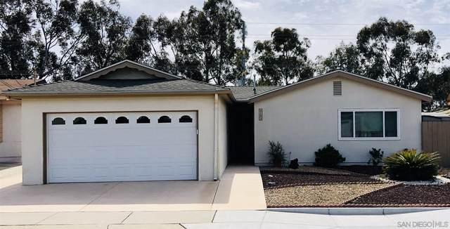 4122 Kirkcaldy Drive, San Diego, CA 92111 (#210010376) :: Compass