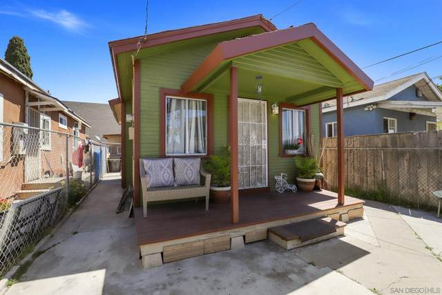 1433 Coolidge Ave, National City, CA 91950 (#210010413) :: Keller Williams - Triolo Realty Group