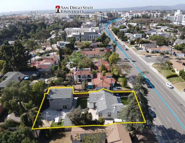 4952 College Ave, San Diego, CA 92115 (#210010420) :: The Legacy Real Estate Team