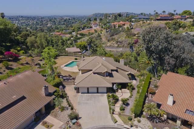 4602 Katy Ct, La Mesa, CA 91941 (#210010430) :: SD Luxe Group