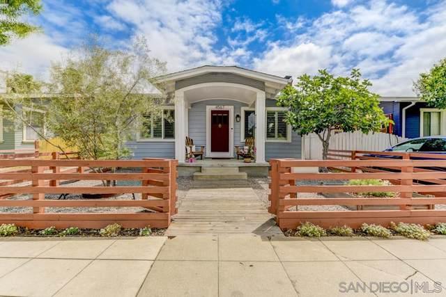 4567 Louisiana St, San Diego, CA 92116 (#210010507) :: Wannebo Real Estate Group