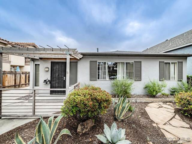 4075-77 Sequoia St, San Diego, CA 92109 (#210010515) :: Yarbrough Group