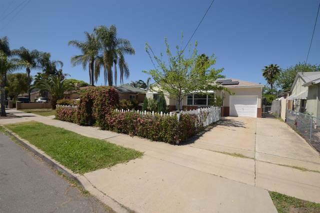 628 S Orange Avenue, El Cajon, CA 92020 (#210010527) :: Wannebo Real Estate Group
