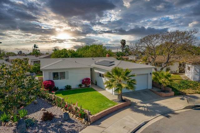 3798 Belford St, San Diego, CA 92111 (#210010536) :: Wannebo Real Estate Group