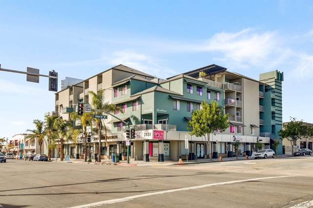 2828 University Ave #205, San Diego, CA 92104 (#210010552) :: Dannecker & Associates