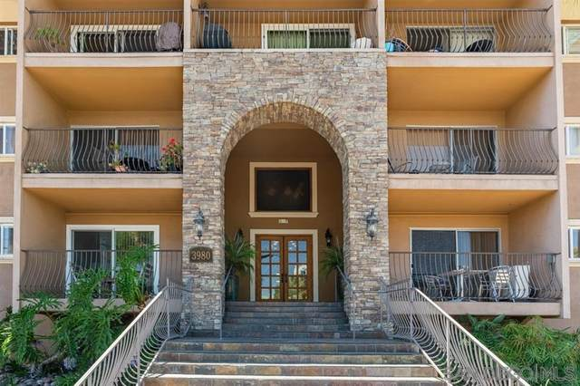 3980 8TH AVENUE #120, San Diego, CA 92103 (#210010557) :: Wannebo Real Estate Group