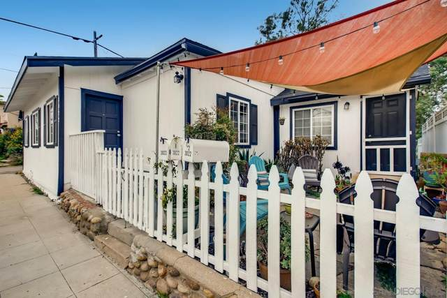 3022 Quince St., San Diego, CA 92104 (#210010581) :: Wannebo Real Estate Group