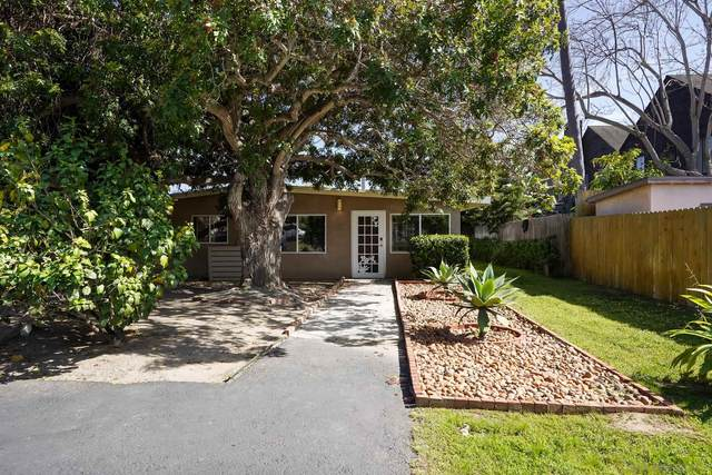 145 Sanford St, Encinitas, CA 92024 (#210010584) :: The Mac Group