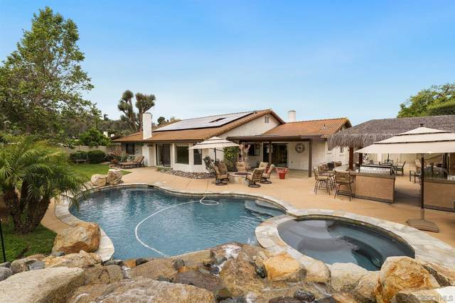 1073 Rancho Valle Ct, El Cajon, CA 92020 (#210010607) :: Wannebo Real Estate Group